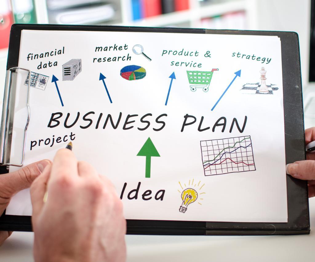 бизнесс план
